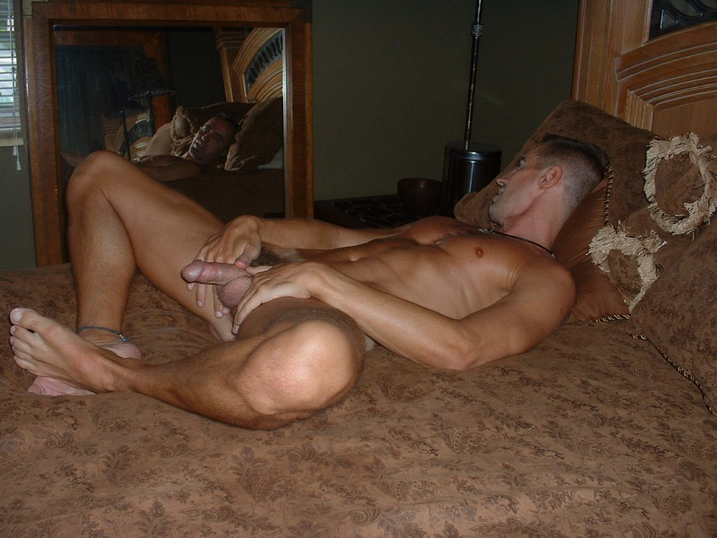 Men Caught Nude 62