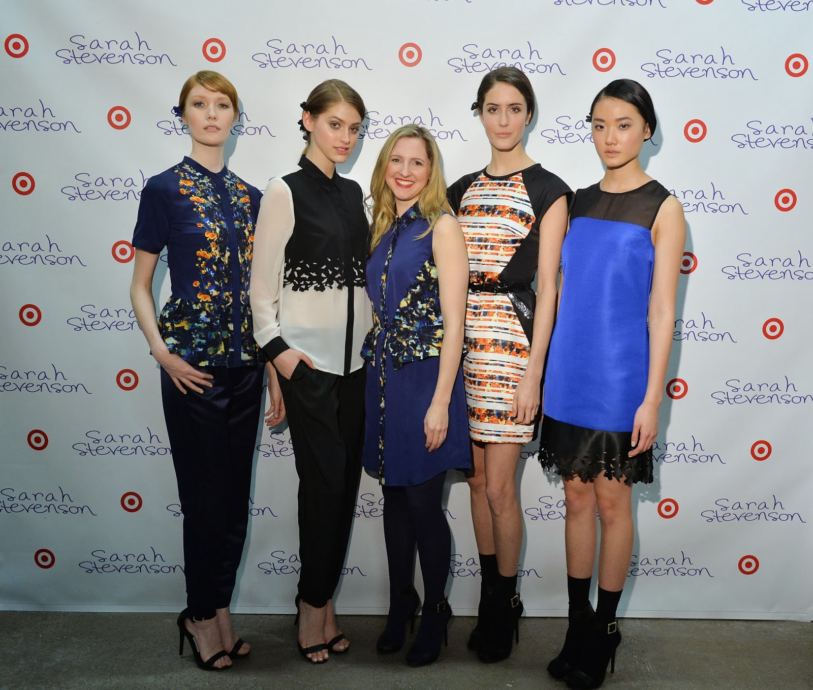 Sarah-Stevenson-For-Target-Canada, Models, Fashion-event, Spring-Collection