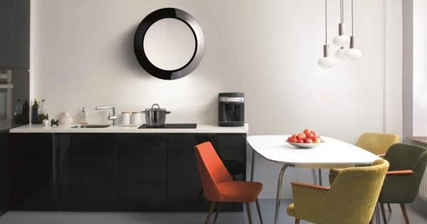 Dise o de interiores arquitectura campanas de cocina de for Mostrar cocinas modernas