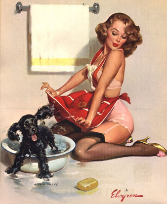 Pretty Pin-Ups And More