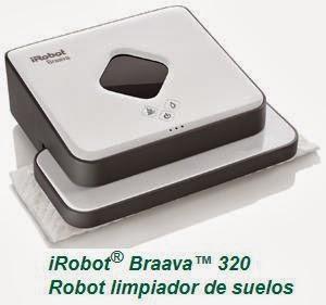 modelo iRobot Braava 320