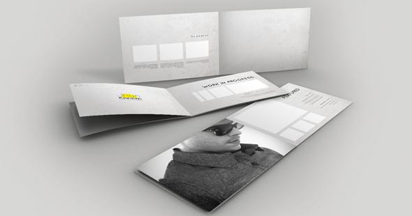 Design Network Uganda: Elegant company profile design concept