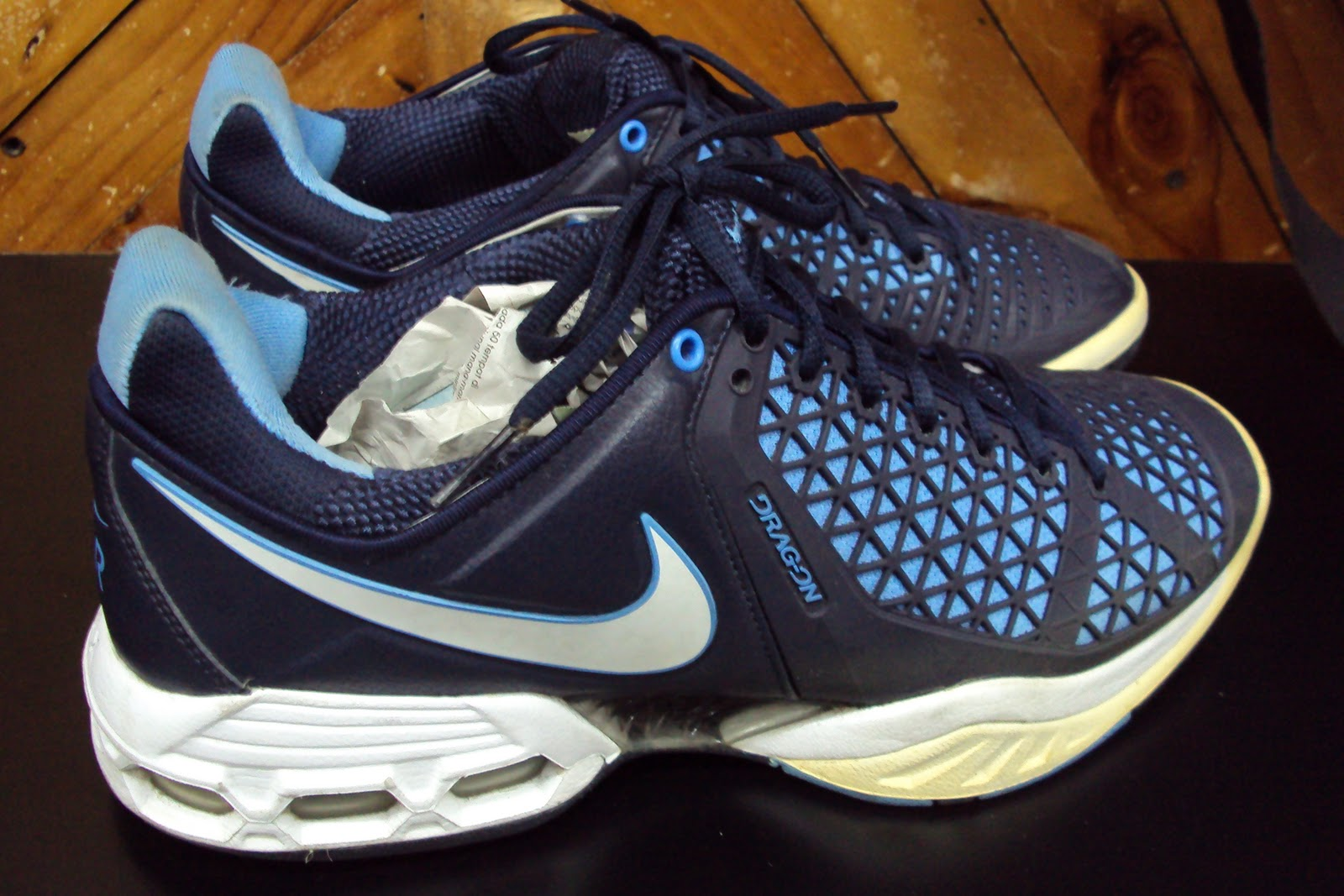 Barangan Baru Amp Terpakai Nike Dragon Tennis Shoe Sold
