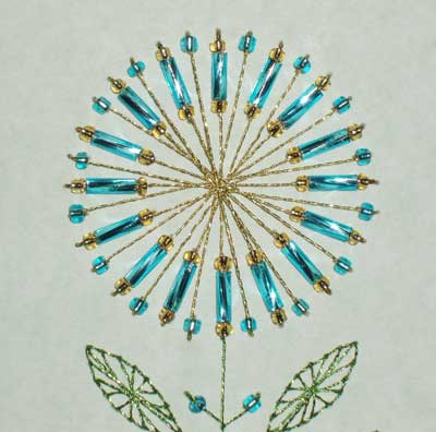 Beautiful Embroidery Design Art  Design Blog