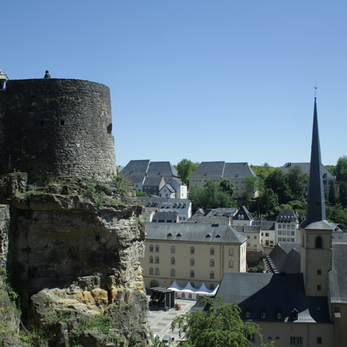 Highlights of Luxembourg | Happy in Red