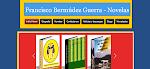 Mi nueva página web de novelas