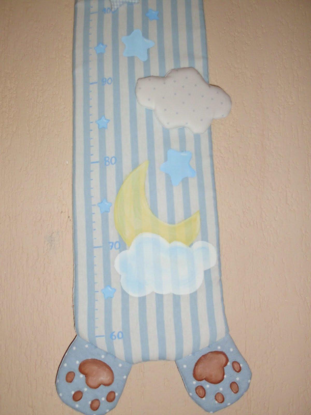Decoraci n infantil pekerines medidor beb - Medidor de habitaciones ...