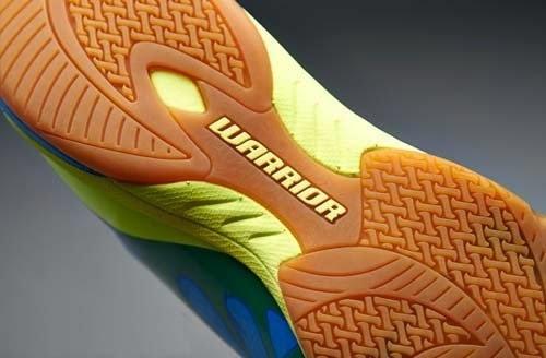 Warrior skreamer II Charge futsal shoes