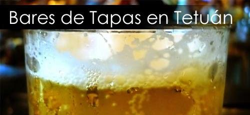 Bares de Tapas Baratas en Tetuán
