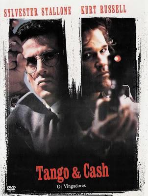 Tango e Cash : Os Vingadores   Dublado