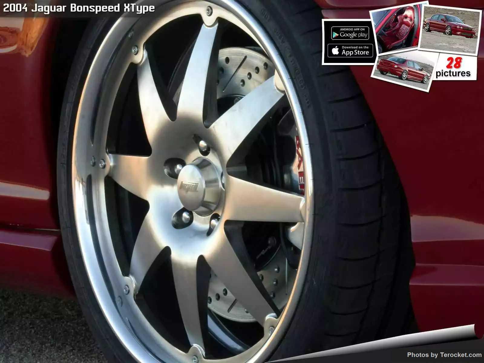 Hình ảnh xe ô tô Jaguar Bonspeed XType 2004 & nội ngoại thất