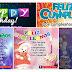 Happy Birthday - Feliz Cumpleaños, hermosas tarjetas y postales para felicitar en tu honomastico
