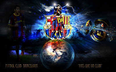 FOTO BLOG CULÉ: WALLPAPER DEL F.C.BARCELONA