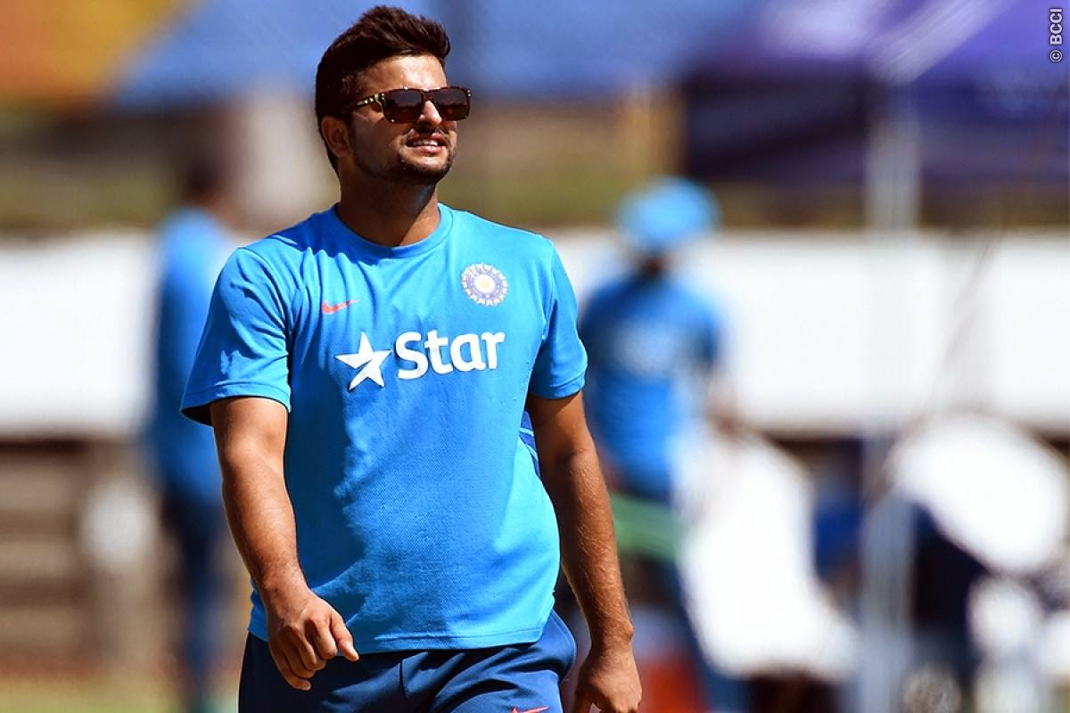 Suresh Raina - ICC Cricket World Cup 2015