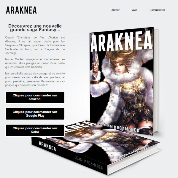 #new #design #responsive #landingpage #novel #fantasy