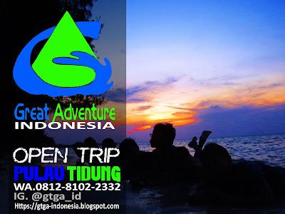 backpacker murah ke pulau tidung great adventure indonesia gtga_id