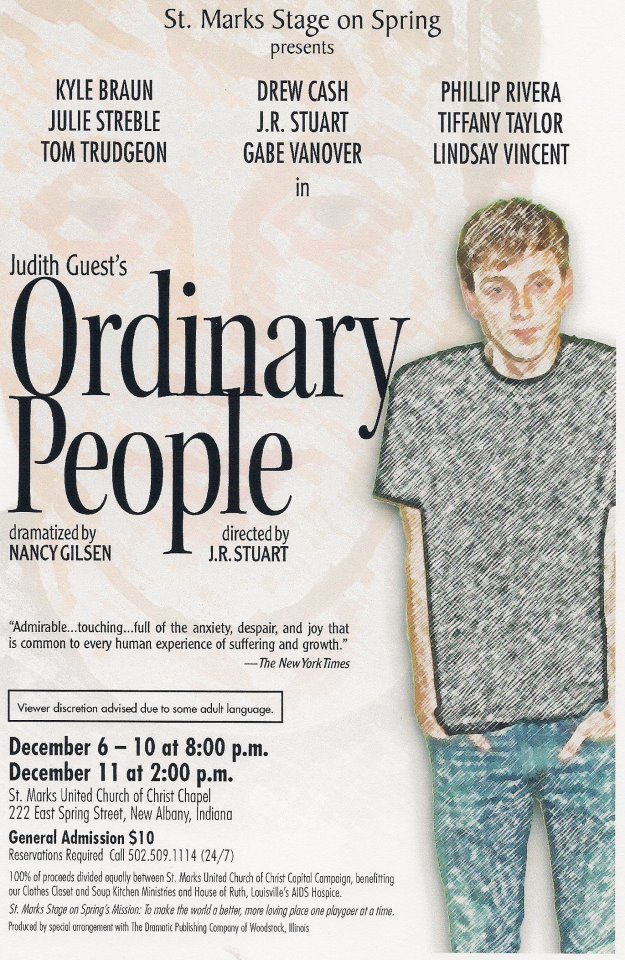 Ordinary People Essay