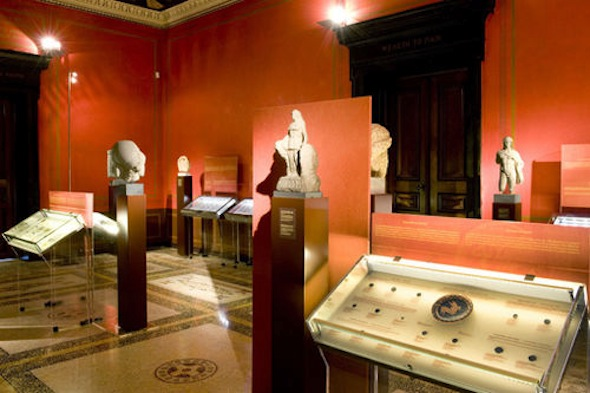 Abdera Treasure at Athens Numismatic Museum