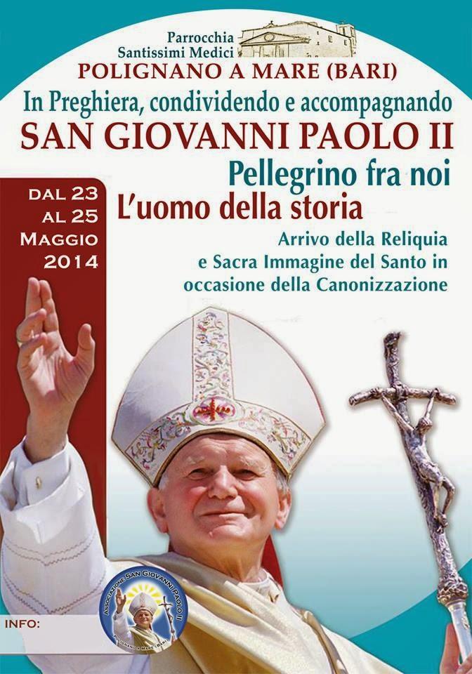 Omaggio a San Giovanni Paolo II