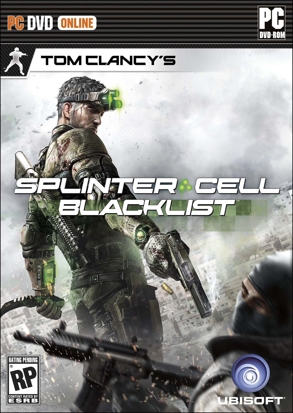 Download Tom Clancy's: Splinter Cell Blacklist Torrent PC