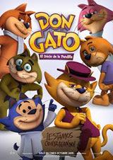 Don Gato: El inicio de la Pandilla (2016) [Latino]