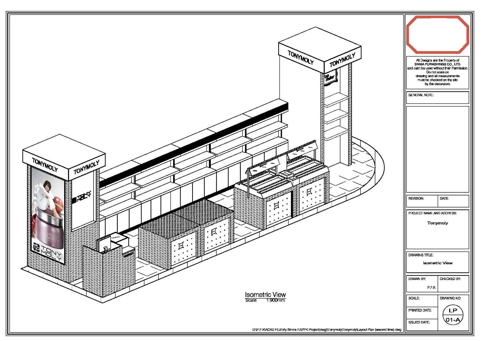 My creation autocad drawing for Online autocad drawing
