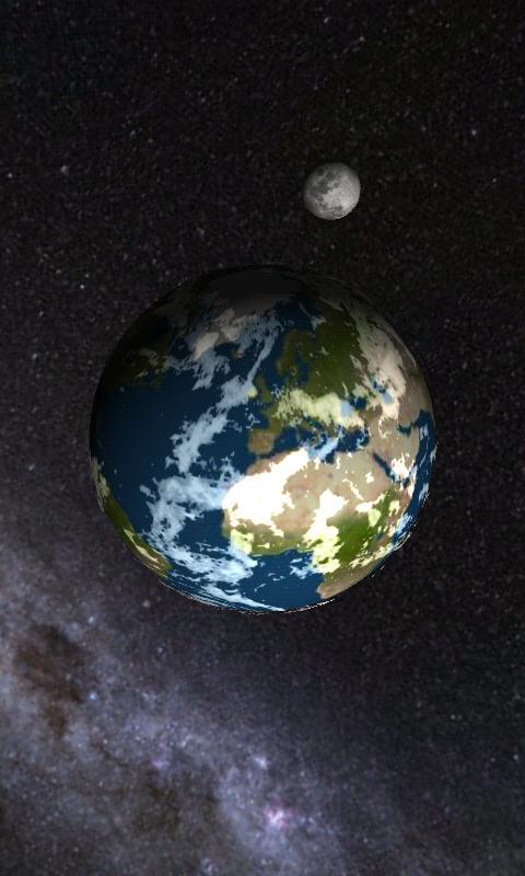 nine planet solar system 3d - photo #19
