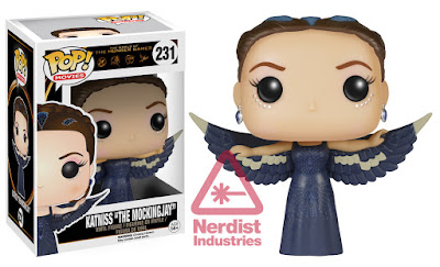 Katniss Hunger Games Mockingjay Dress Funko Pop