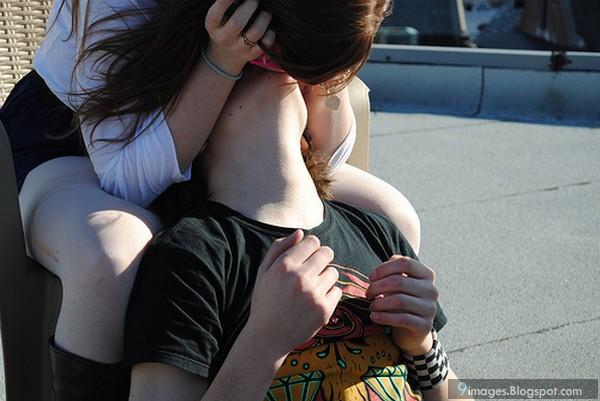 Love Wallpaper Gf Nd Bf : Beautiful Romantic Kiss - Hot Girls Wallpaper