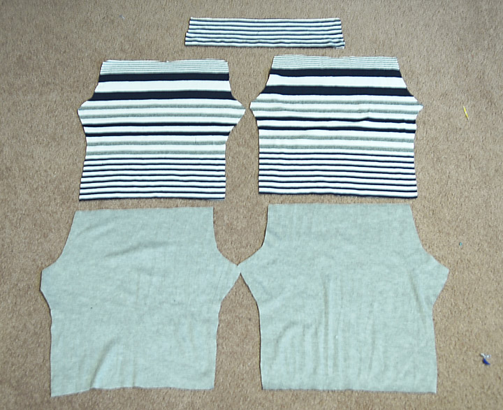 Baby Chunky Knitting Patterns Free : Reversible Knit Pants Free Baby Pants Pattern