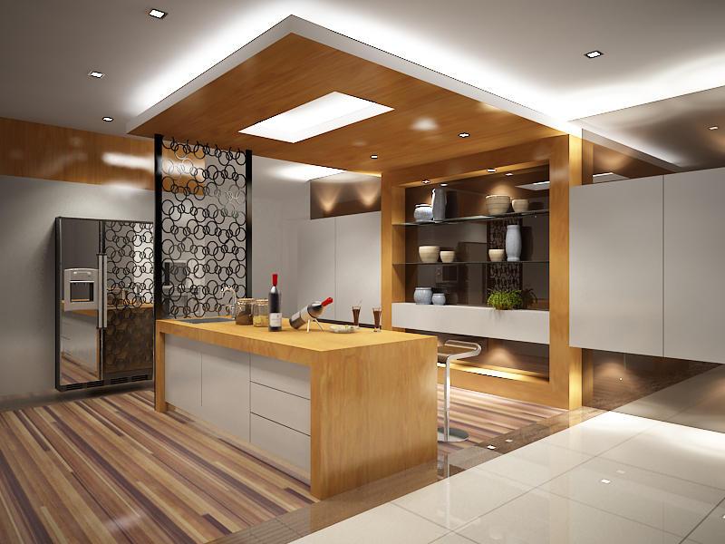 Duo Edge Architecture Design Studio Condo Interior
