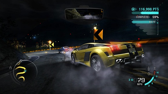 need for speed carbon pc game screenshot gameplay review 3 Need for Speed Carbon (PC/ENG) Full Crack
