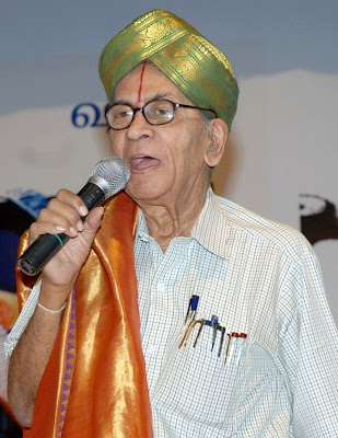 Legendary Singer P. B. Sreenivas No More