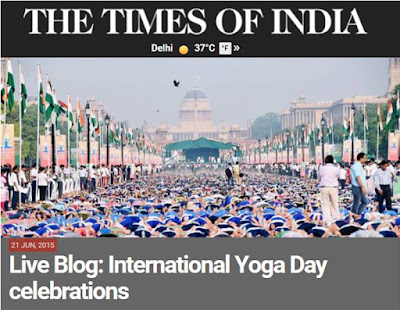 http://timesofindia.indiatimes.com/International-Yoga-Day-celebrations/liveblog/47751842.cms