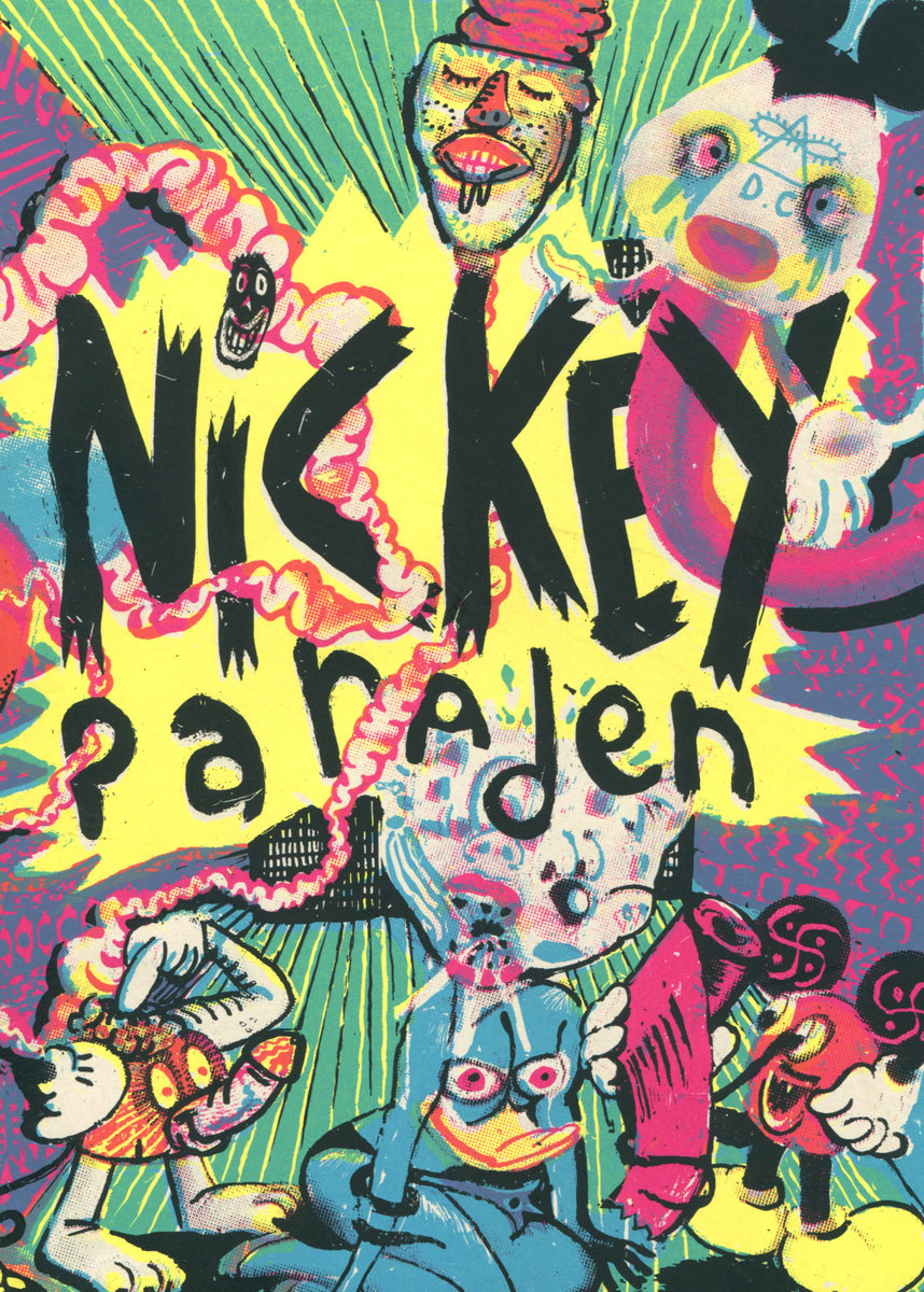 NICKEY PARADEN | livre