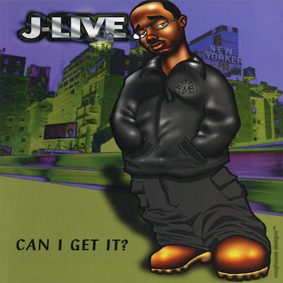 J-Live – Can I Get It? (CDS) (1996) (320 kbps)
