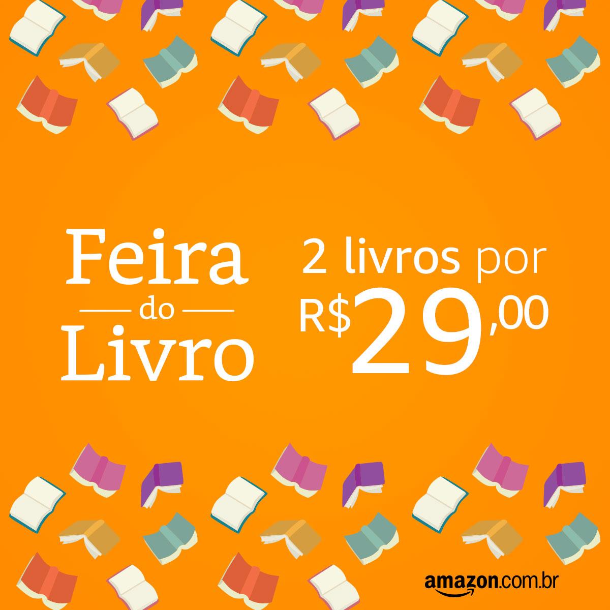Feira do Livro Amazon