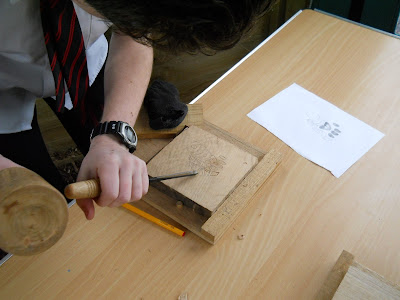 woodcarving lessons in schools