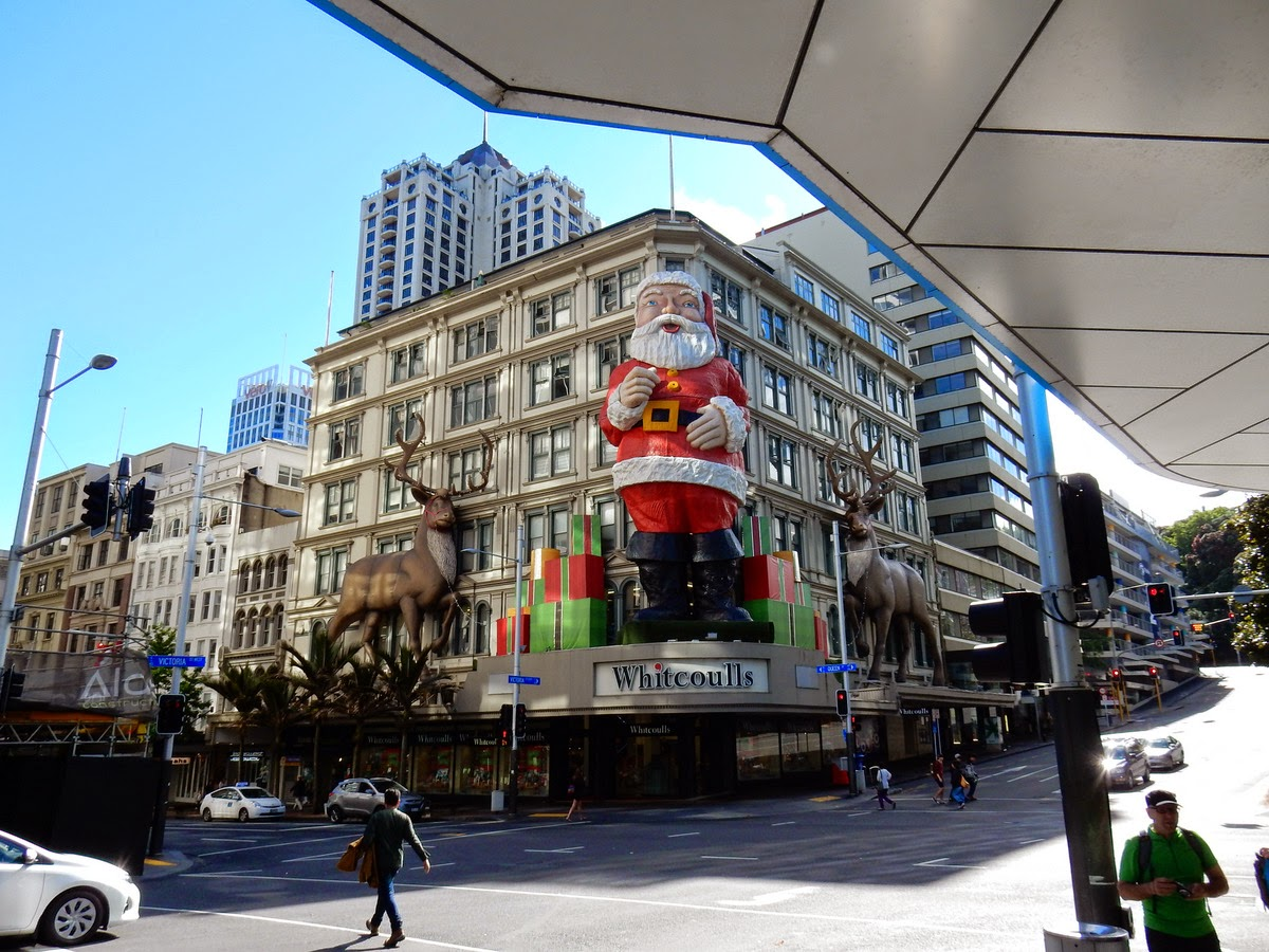New Zealand Christmas & New Year - Adventures of a London Kiwi