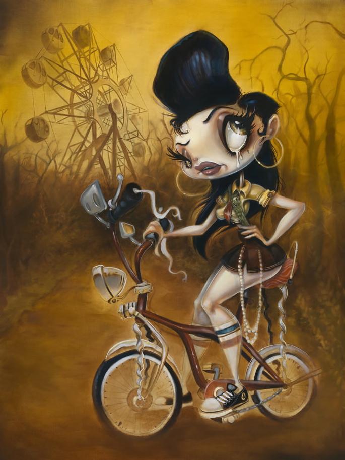 Brandt Peters art
