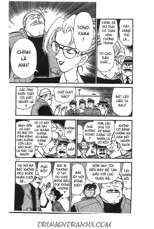 Thám Tử Lừng Danh Conan 10
