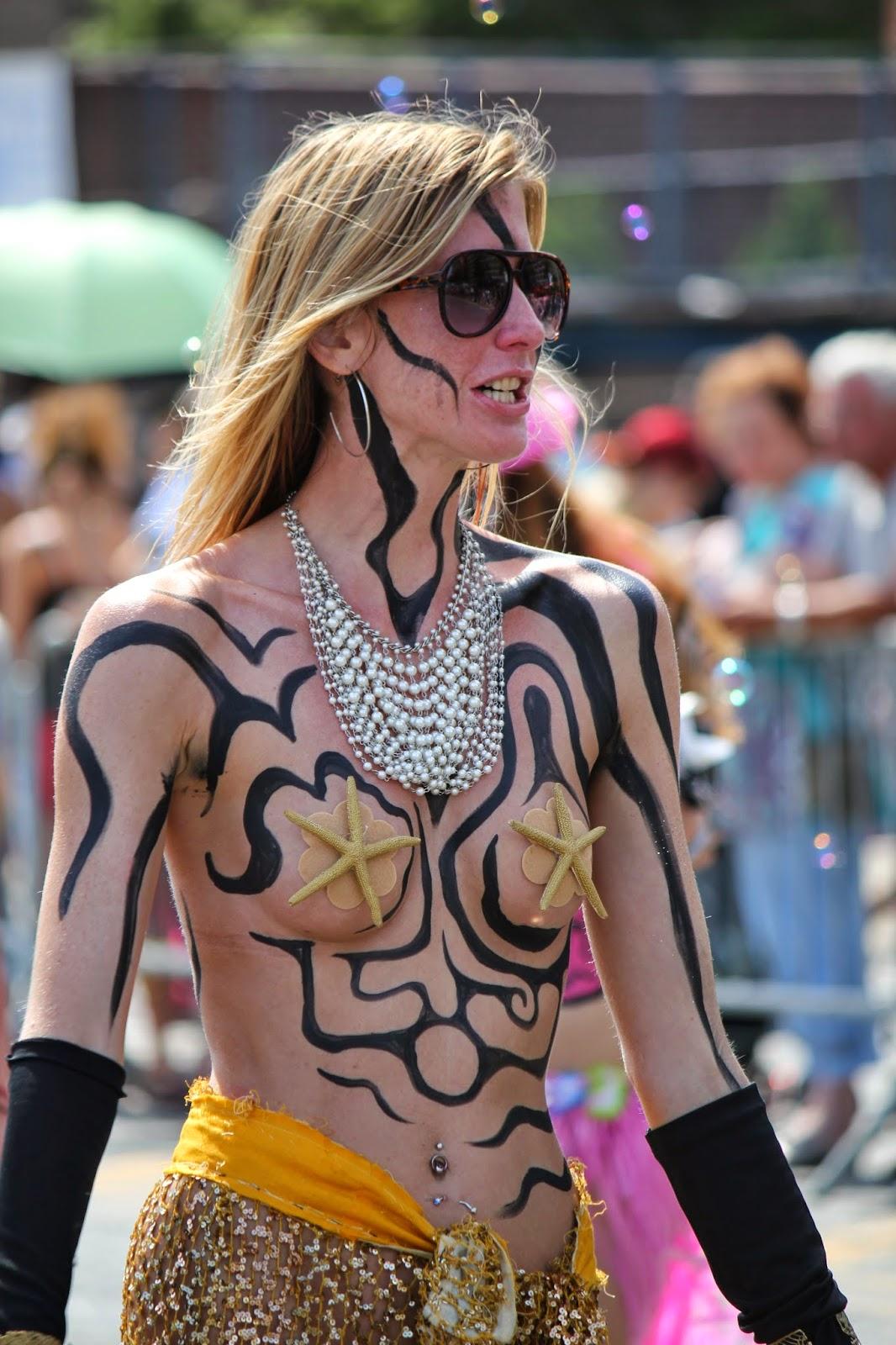 Imagenes de pintura corporal - Body painting