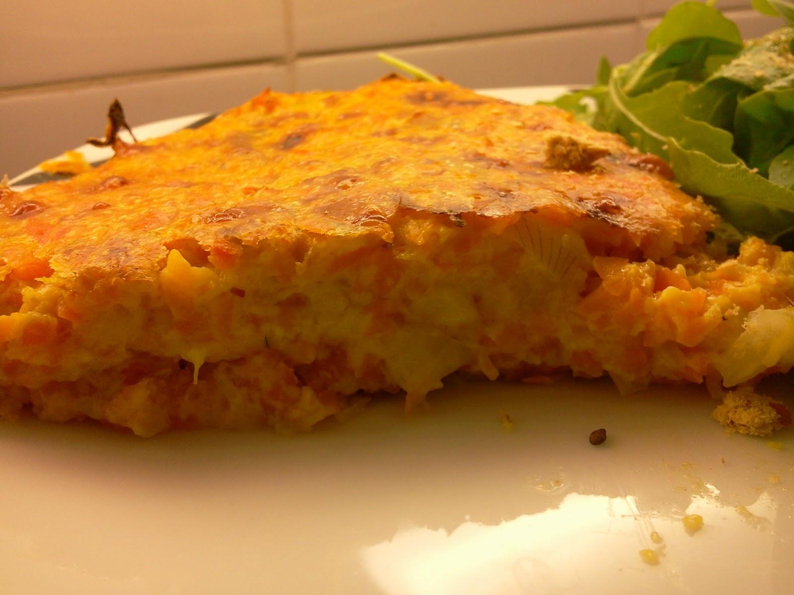 La cuisine v g tarienne de nomaga moelleux aux courgettes - La cuisine vegetarienne ...