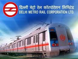 Delhi Metro-DMRC