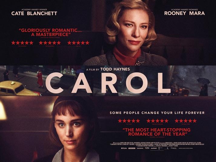 Póster: Carol