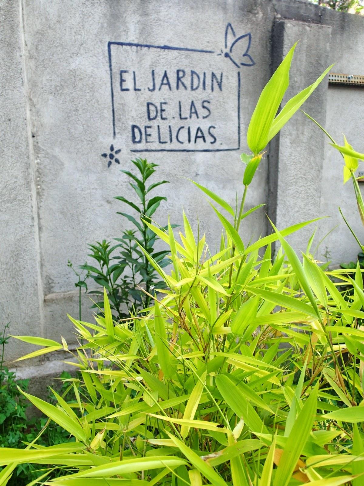 La retina del sabio el jard n de las delicias - El jardin del deseo pendientes ...