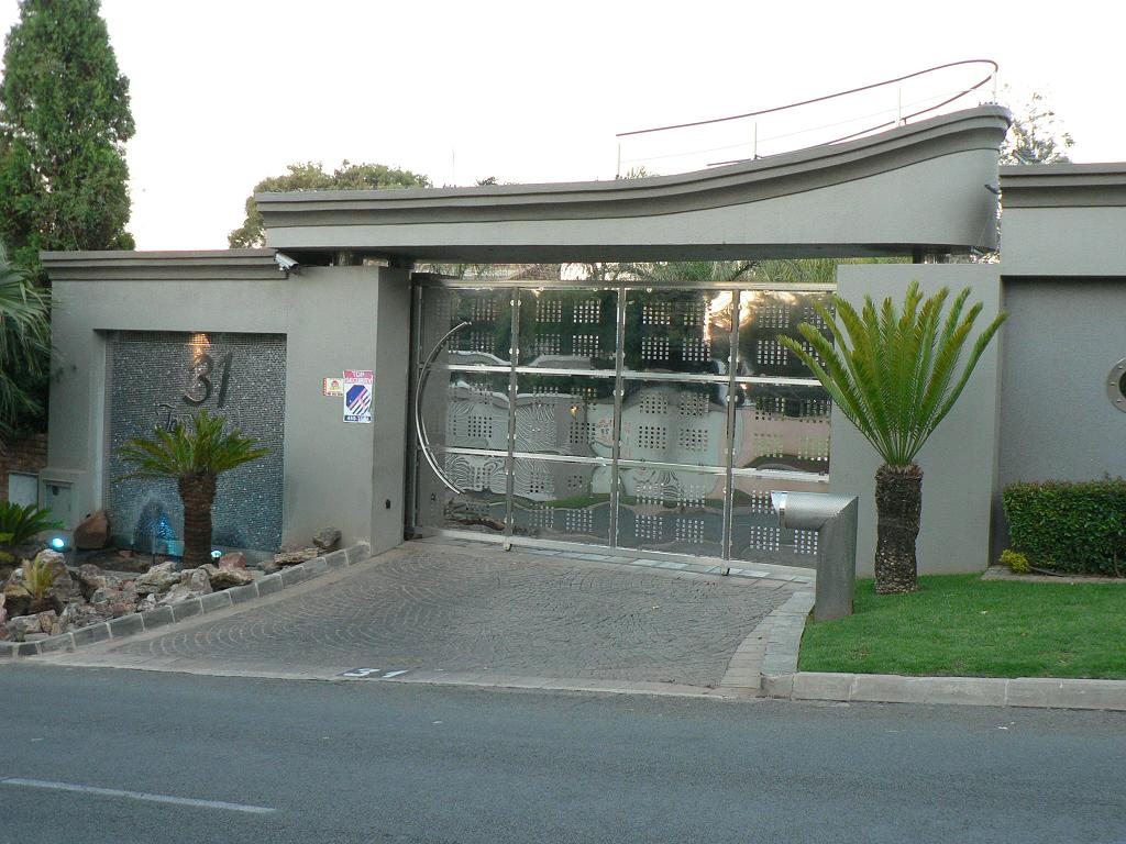 Julius Malema Sandton Mansion