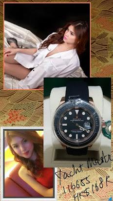 yacht master 116655 HKD$168K