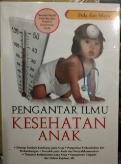 Buku Pengantar Ilmu Kesehatan Anak