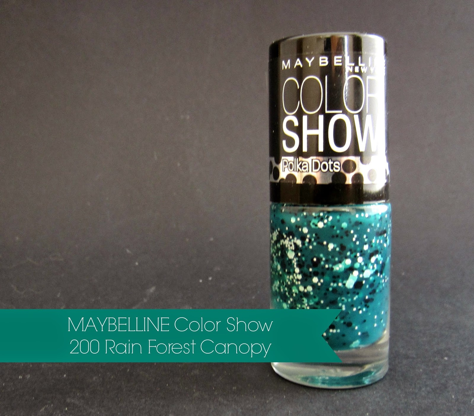 MAYBELLINE - Rain Forest Canopy